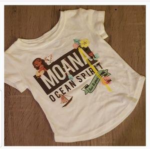 **5 for $15**New Baby Disney Moana Shirt